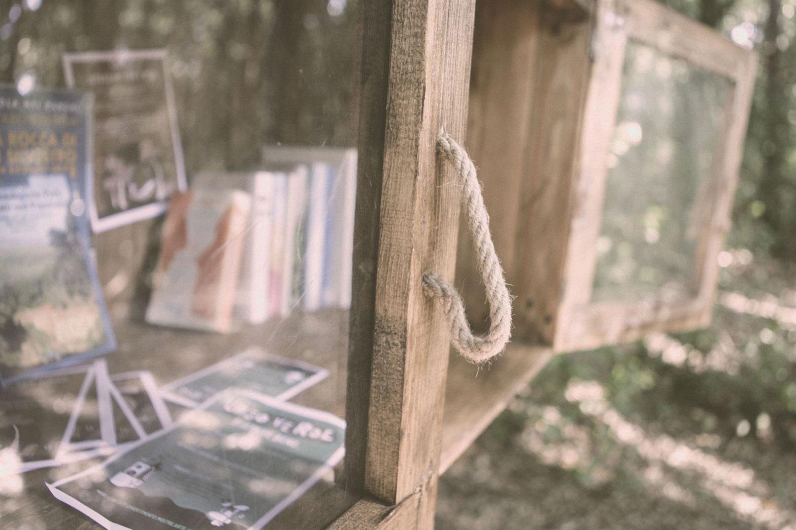 lago verde libreria